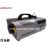 Portable DMX512 Stage Fog Machine 900Watt CE/ROHS  Approved  For home, Weeding, Live Concerts  X-06D Manufactures