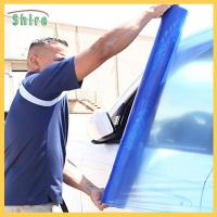 Blue Color Self Adhesive Collision Film Wreck Wrap Self Adhesive Film Manufactures