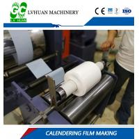 High efficency Water Treatment PTFE Production Line Machine Stable Movement Single Screw extrudering Manufactures