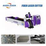 1.5KW Metal Tube Fiber Laser Cutting Machine for Round Tube, Square Tube RL-T3015-1500 Manufactures