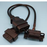 China Car Scanner OBD2 Y Cable , Female BMW Diagnostic Cable OEM ODM Service on sale