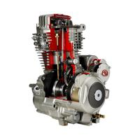 High Performance Motorcycle Replacement Engines Gasoline Oil Energy Saving Manufactures