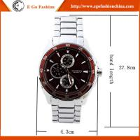 China Model No. 8076 Stainless Steel Watch Fashion Business Watches Gift Wristwatch Curren Watch on sale