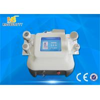 Face Lifting Ultrasonic Cavitation Rf Slimming Machine , 8 Inch Color Touch Screen Manufactures