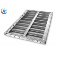 Blunt End Hoagie Bun Tray Construction For Bakeware Wear Resistance Manufactures