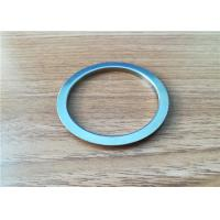 China Customized Thickness Machined Metal Parts Stainless Steel O Rings Anticorrosive on sale