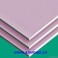 Fireproof Gypsum Board / Paper Face Gypsum Board Manufactures
