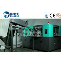 China 6 Cavacity Automatic Extrusion Blow Molding Machine 3 Phase For Juice Bottle on sale