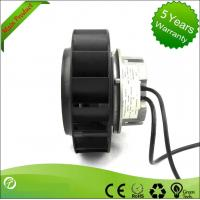 175mm EC Centrifugal Fans With Air Purification Pa66  Fresh Air System Manufactures
