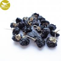 Quality 100% Natural black wolfberry,  2018 Black Lycium Chinense/black goji berry, organic black wolfberry from manufacturer for sale