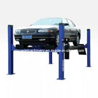 Auto Four Post Car Parking Lifts (4SL3142L/A) Manufactures