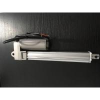 Brush DC Motor Fast Linear Actuator 12v / Mini Electric Actuator For Road Sweeper Manufactures