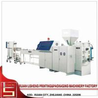High Effect Waste plastic film recycling machine , automatic plastic recycling equipment Manufactures