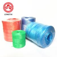 China 2mm Agriculture UV Treated Hay Baling Twine with ISO Certificate High Tenacity PP baler twine on sale