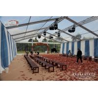 20m Clear Span Transparent Party Tent for Outdoor Event Wedding Manufactures