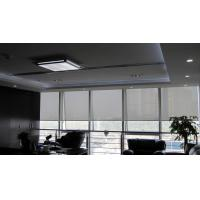 China sunscreen fabric roller blinds for office window roller shade on sale