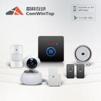China Smart Home Monitor Security Wi-Fi Camera Wireless Camera With Relay Output on sale