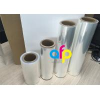 Low COF High Slip Bopp Film Roll , Food Packaging BOPP Heat Sealable Film Manufactures