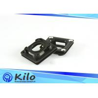 China High Accuracy CNC Precision Machining Oem Black Anodized Aluminum Milled Parts on sale