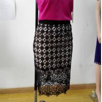 China LACE PENCIL SKIRT on sale