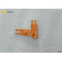 Slide Snap Latch ATM Cassette Parts Orange / Green Cassette Lock Latch Manufactures