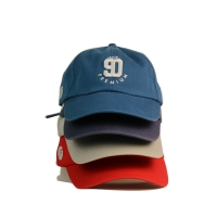 Bsci 3d Embroidery Custom Baseball Cap Embroidered Baseball Cap Hat With Custom Logo Metal Buckle Debossed Manufactures