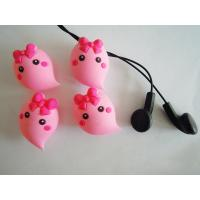 Business Gifts Silicone Cable Winder for Mobile Phone Wires for Kids Manufactures