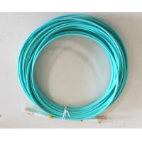 Multi Mode Fiber Optic Patch Cable Duplex OM3 LC-LC 3.0-10M For Video Transmissi