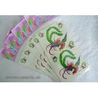 Tattoo Stickers (Lam-WS-052) Manufactures