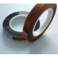 China Polyimide Film Silicone Adhesive Tape Double Side  With Esd Function for sale