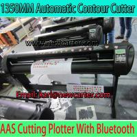 Large Cutting Plotter With ARMS SK1350 Vinyl Cutter Plotter With AAS Automatic Contour Cut Manufactures