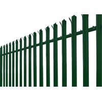 Steel Palisade Fence Manufactures