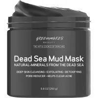 China Dead Sea Mud Face Mask Private Label Bio / Naturals Pure Body With Mineral Material on sale