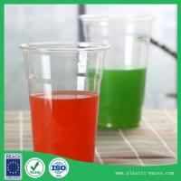 Quality Plastic clean disposable drinking cup 8 oz 230 ml for hotel or restaurant using for sale