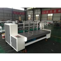 China Carton Box Making Flexo One Color Printer Slotter Machine With High Efficiency on sale