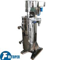 China Low Speed Continuous Centrifugal Separator For Edible Oil Extraction Machine on sale