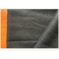 Soft Luster Gray 100% Twill Wool Fabric 740 Gram Per Meter Thick Winter Long Coat Manufactures