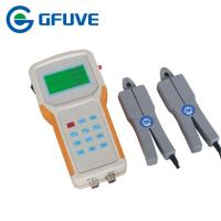 China 10A 500v High Precision Double Clamp Digital Phase Angle Meter for protection deivce and Metering equipment on sale
