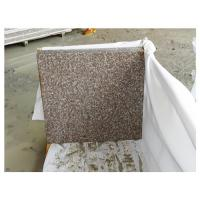 China G664 Pink Red 12x12 Granite Tile Countertop Customized Dimension on sale