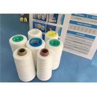 Sewing Spun Polyester Yarn High Tenacity Polyester Yarn Twist S And Z Manufactures