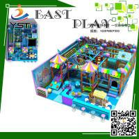 Portable Toddler Soft Play Equipment CAD Instruction 5 Years Warranty Manufactures
