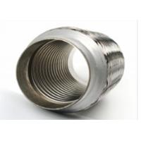201 202 Material Stainless Steel Flex Pipe Exhaust For Auto Exhaust Systems Manufactures