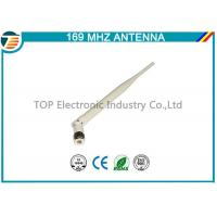 Rubber Duck SMA Swivel Antenna , 3G 169Mhz Antenna 5 DBI Gain Manufactures