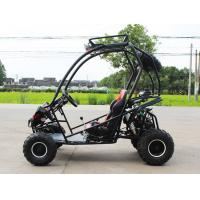 Quality Air Cool Fully Auto CDI 125cc Adults Go Kart Buggy With Disc Brake for sale