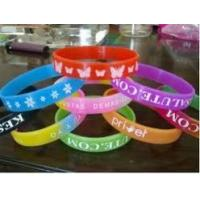 Power Balance Custom Silicone Bracelet With Pantone Colors For Anti Radiation Manufactures