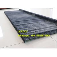 Storm resistance 0.4 mm milano tile Zinc Corrugated Roofing Sheet for Nigeria Manufactures