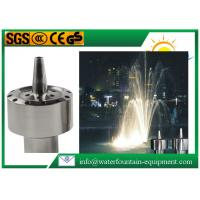 Fireworks Scattered Water Fountain Nozzles For Garden Pond DN40 605g Manufactures