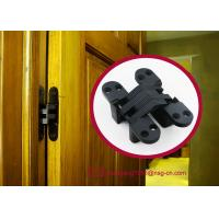 Hidden Zinc Alloy Invisible Concealed Cross Hinge for Wooden Doors 116*27.8*41mm Manufactures