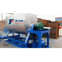 Stainless Steel Industrial Ribbon Mixer For Chemical Epoxy Floor Paint Blender Manufactures