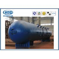 High Temperature Gas Hot Water Boiler Steam Drum For Power Station CFB Boiler Manufactures